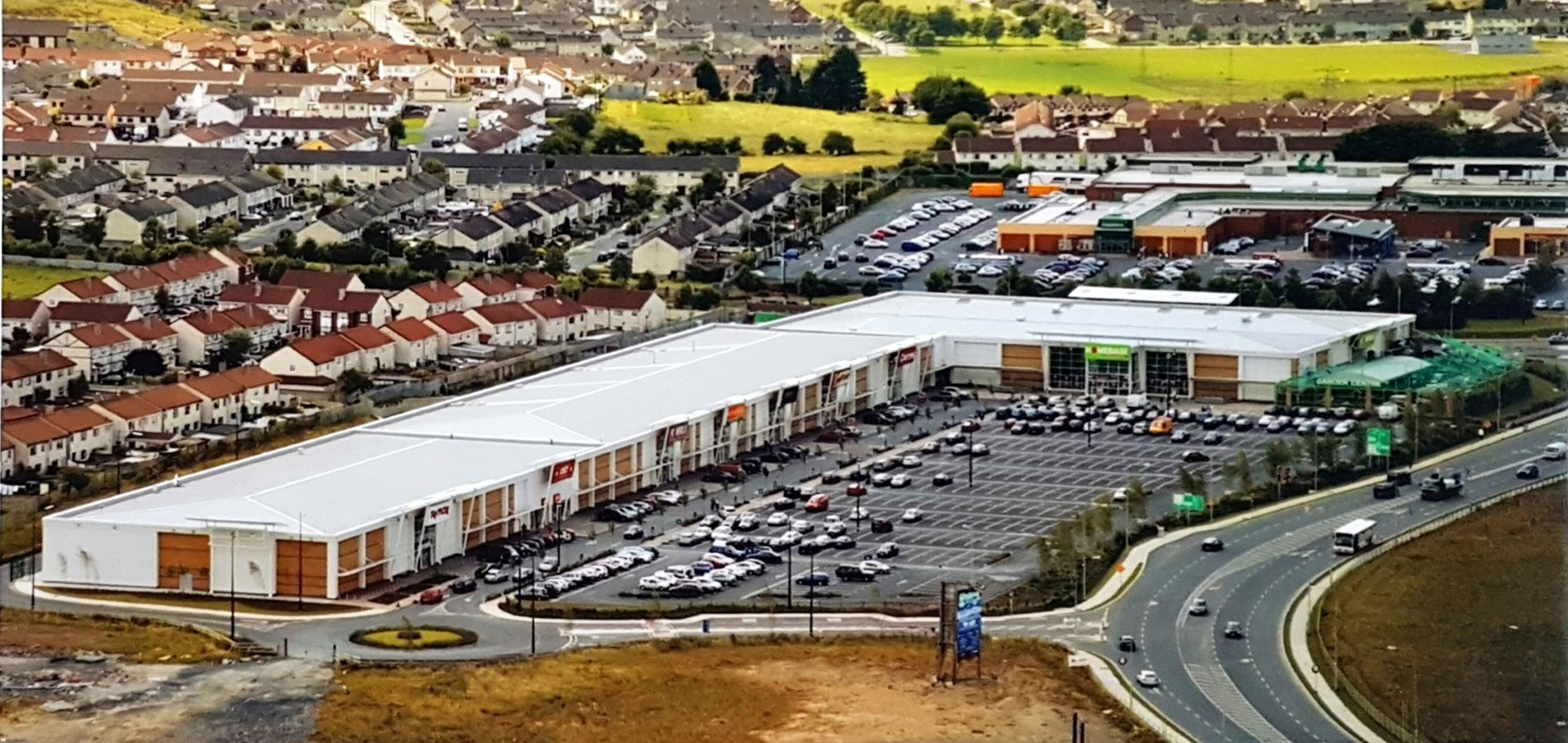 Taoiseach formally opens €50m Parkway Retail Park